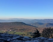 vue panoramique de la grotte